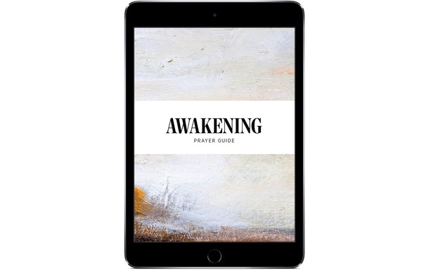 Awakening Prayer Guide